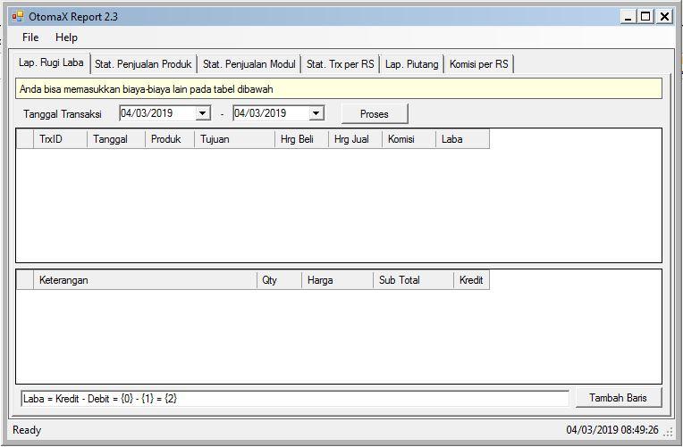Download File Laporan Otomax
